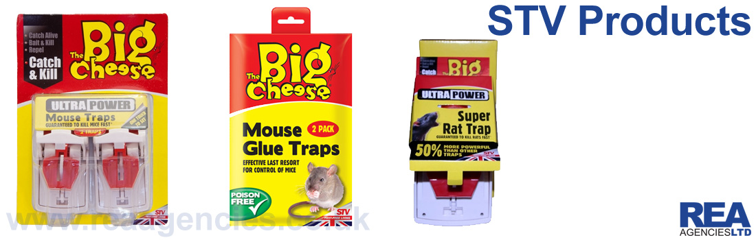 Rea Agencies Big Cheese Rodent Control