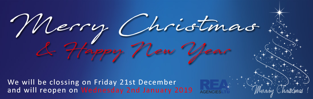 Merry Christmas from Rea Agencies