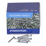 60MM X 3.0MM MASONRY NAILS (PRICE PER 100)