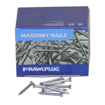 25MM X 2.5MM MASONRY NAILS (PRICE PER 100)