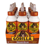 GORILLA WOOD GLUE  236ML X 12