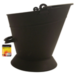 BLACK COAL BUCKET (BB-FS301)