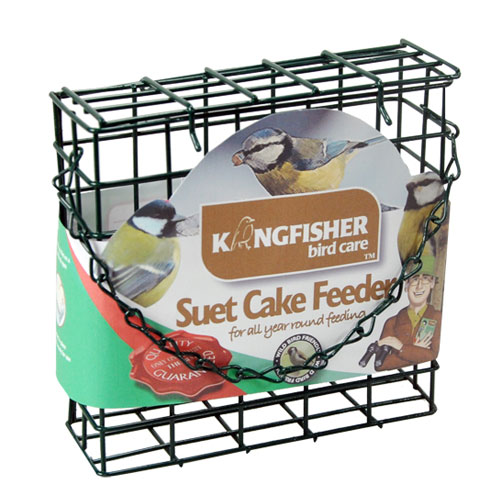 KINGFISHER SUET BLOCK FEEDER (BF016)