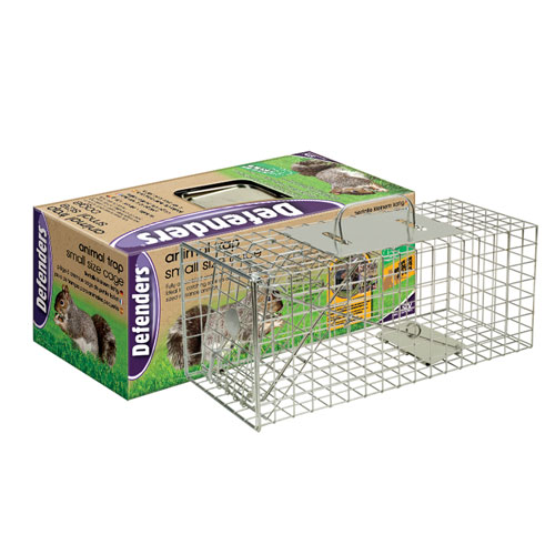STV SQUIRREL (SMALL) CAGE TRAP