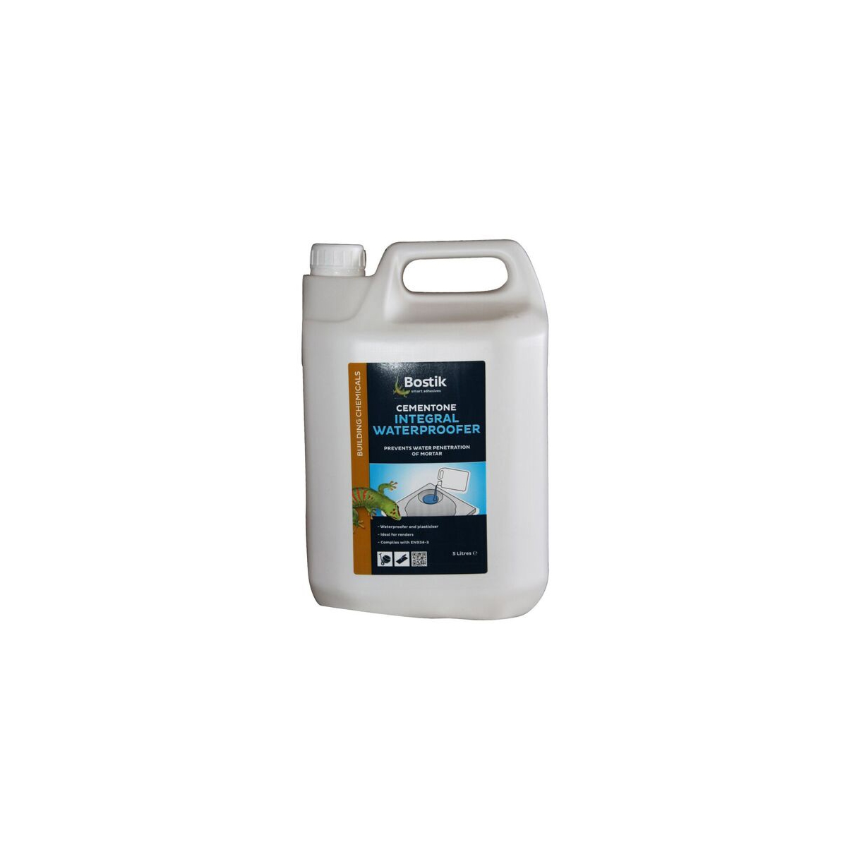 CEMENTONE WATERPROOFER 5 LTR  30812493