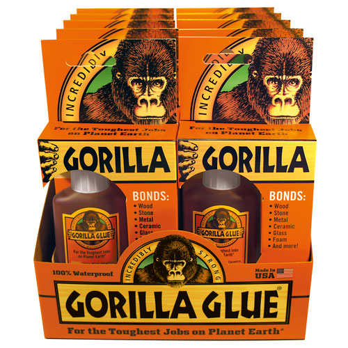 GORILLA GLUE 60ML x 10