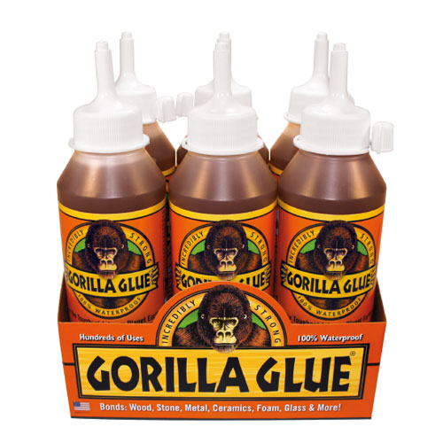 GORILLA GLUE 250ML X6