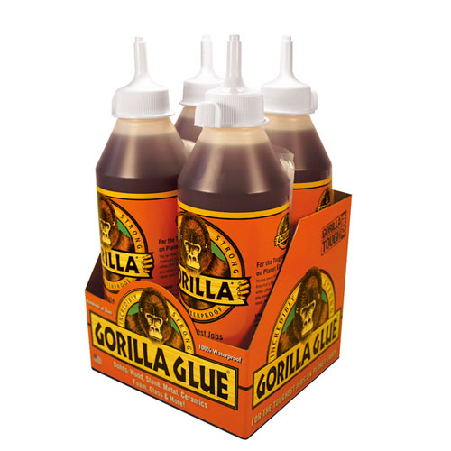 GORILLA GLUE 500ML X4