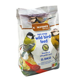 KINGFISHER WILD BIRD FEED HIGH ENERGY 0.9KG (BFWF01)