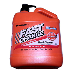 FAST ORANGE PUMICE HAND CLEANER 3.78LTR
