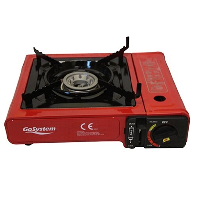 GO GAS COMPACT STOVE (GS2210)