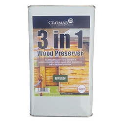 GREEN WOOD PRESERVATIVE 5LTR
