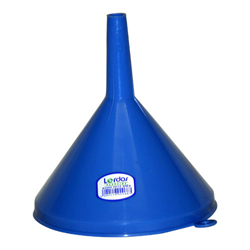 150MM BLUE FUNNEL
