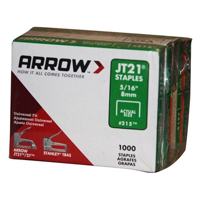 ARROW JT21 8MM 5/16