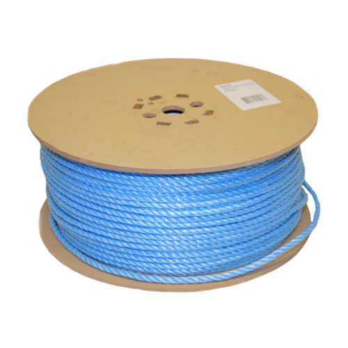 6MM ROPE X 500M ON WOODEN REEL